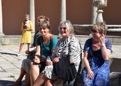 6. bezoek Mosteiro do Pilar