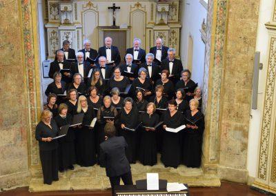 9. het koor Orfeão da Madalena